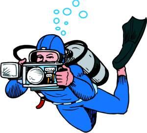 Scuba clipart - Scuba Diver Clipart