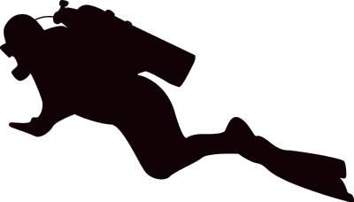 Scuba diver clipart - Clipart - Scuba Diver Clipart