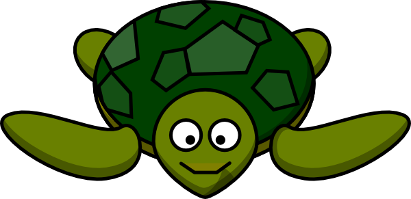 sea turtle clipart