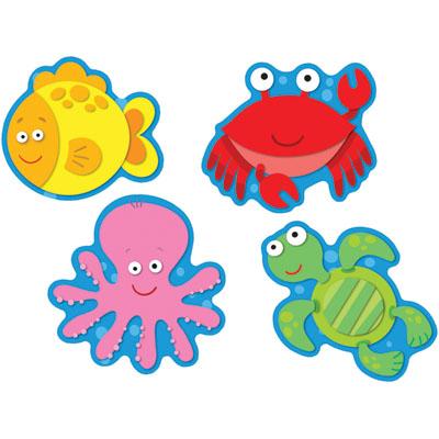 Sea Life Clip Art Clipart Panda Free Clipart Images