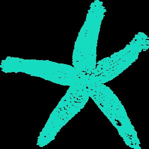 Sea Star Clip Art ..