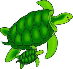 Sea turtle on sea turtles sea turtle crafts and clip art