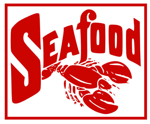 Seafood Clipart-seafood clipart-9