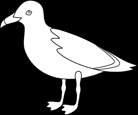 Seagull Clip Art; Seagull Clip Art ...