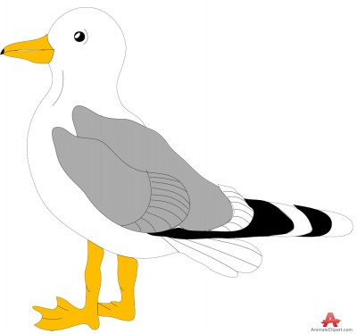 Seagull clipart cliparts of seagull free download wmf image