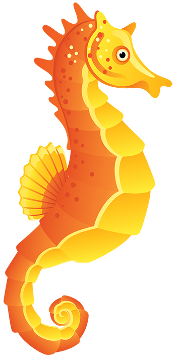 Seahorse free sea horse clip art free vector for free download