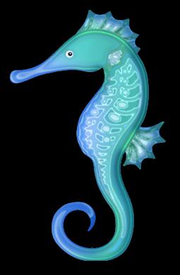 Seahorse Sea Horse Clip Art Image 5 2-Seahorse sea horse clip art image 5 2-15