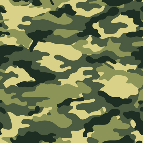 Seamless Background Camouflage .
