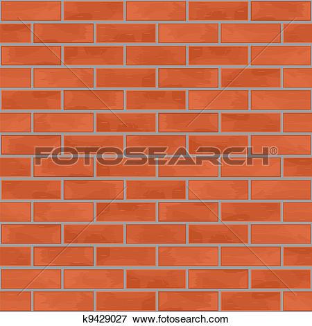 Seamless Brick Wall Background-Seamless brick wall background-13