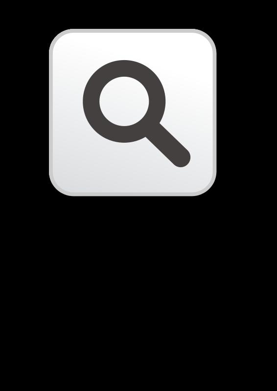 Search Button Clipart