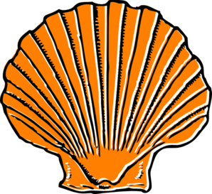 Seashell clip art free printable free cl-Seashell clip art free printable free clipart images-6