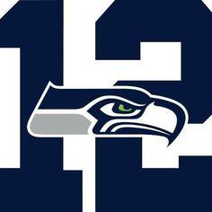 Seattle Seahawks 12th Man Seattle Seahaw-Seattle Seahawks 12th Man Seattle Seahawks 12th Man More-12