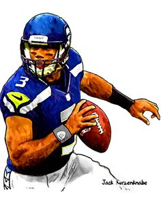 Seattle Seahawks Canvas Prints (Page of