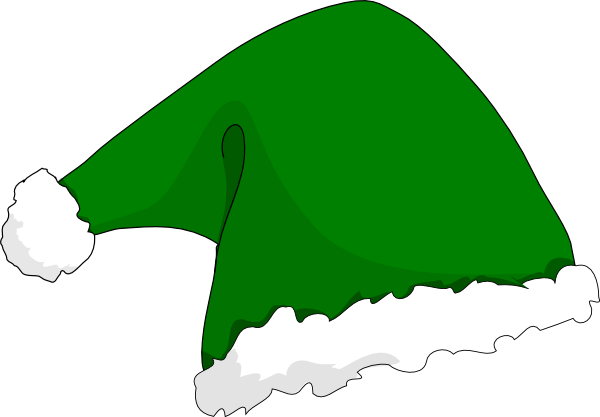 Secretlondon Elf Hat Clip Art At Clker Com Vector Clip Art Online