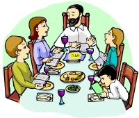 Seder Clipart #1