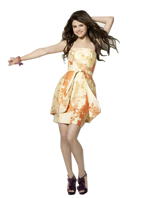 Selena Gomez PNG by GiuCreationsStoessel ClipartLook.com