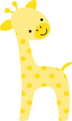 Selma De Avila Bueno . - Baby Giraffe Clip Art