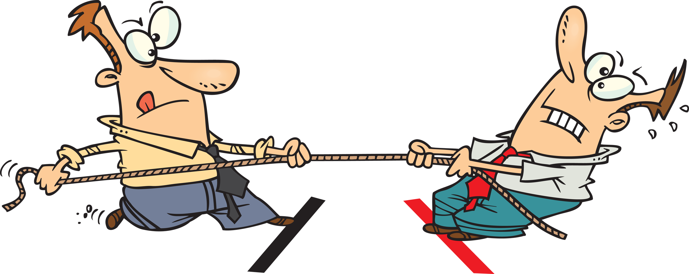 Semana 14: Desarrollo de Habi - Tug Of War Clip Art