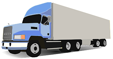 Semi trucks clipart - ClipartFest