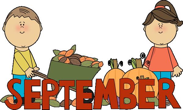 September Fall Kids
