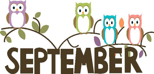 September owls clip art september owls image. Free september clipart