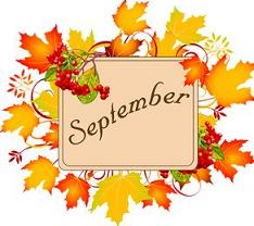 September with Autumn Leaves