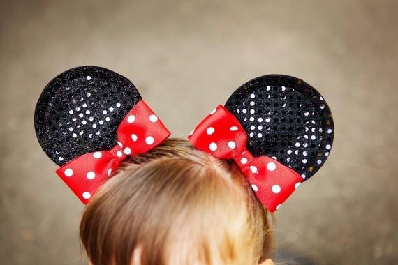 Sequin Glamour Minnie. ◅