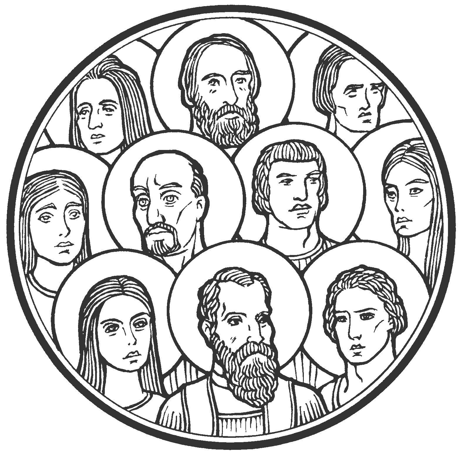 Sermon for All Saints .-Sermon for All Saints .-17