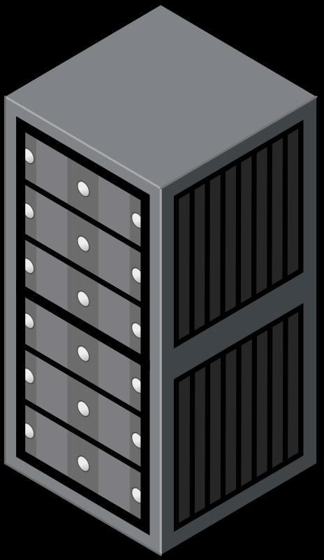 Server Computer Clipart-server computer clipart-8