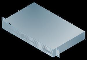Server Computer Vector Image-Server computer vector image-15