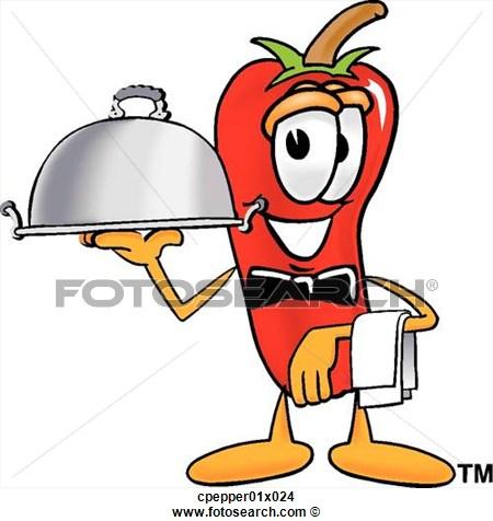 Serving Food Clipart - Clipart .