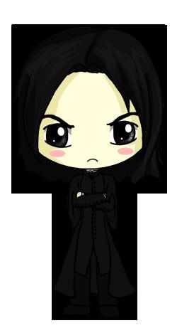 Severus Snape Clipart