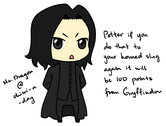 Glay 1,843 117 18. Severus Snape By Krem-Glay 1,843 117 18. severus snape by kremlinh-2