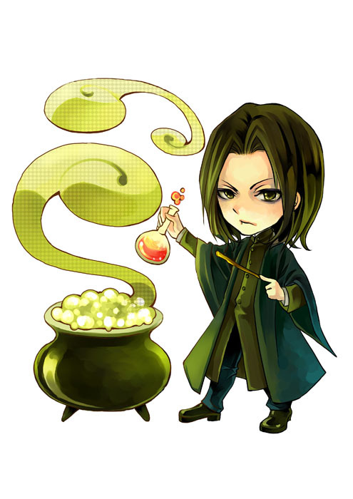Severus Snape Chibi By SeverusSnapeFanCl-Severus Snape Chibi by SeverusSnapeFanClub ClipartLook.com -13