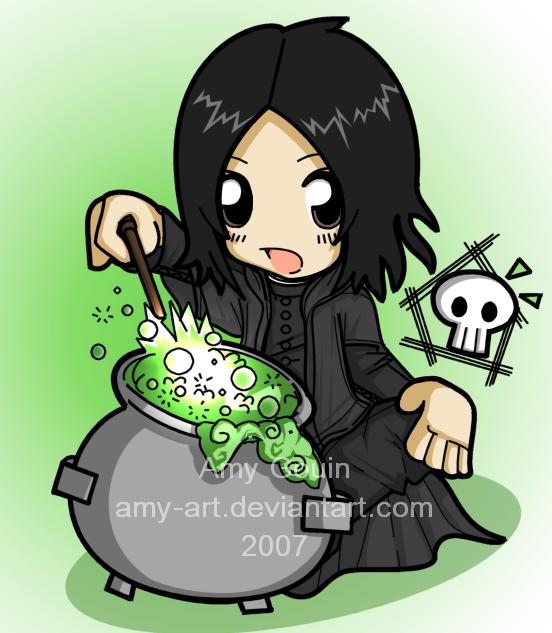 Severus Snape - Harry Potter-Severus Snape - Harry Potter-16