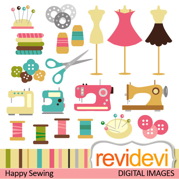 Sewing Clip Art Free