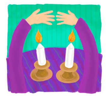 Shabbat Clip Art-Shabbat Clip Art-10