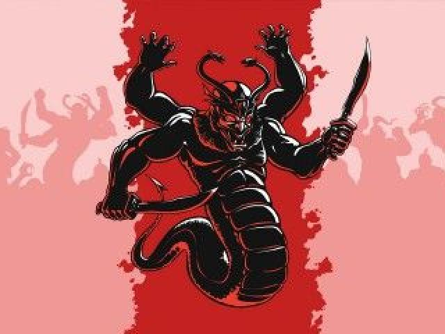 Shadow Warrior Clipart