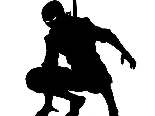 Shadow Warrior Clipart samurai warrior