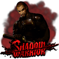 Shadow Warrior Png Clipart PNG Image