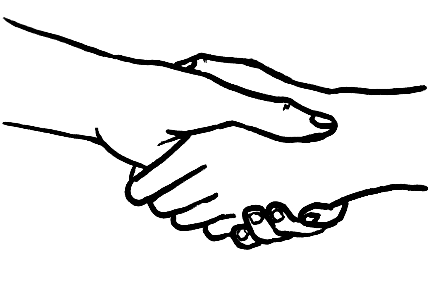 Shaking Hands Logo Clipart Best