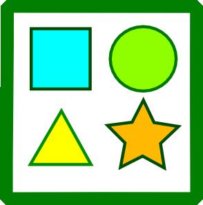 Shape Clip Art-Shape Clip Art-1