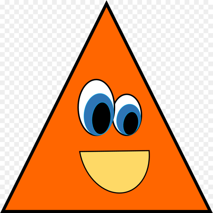 Triangle fancy. Shape clipart clipartlook