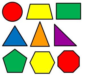 Shapes Clip Art 17 Freeimageshub