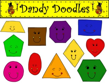 Shapes Clipart | Free Download .
