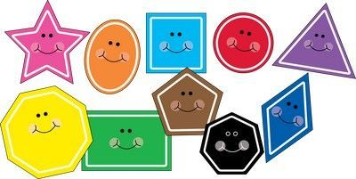 Shapes For Kids Clipart - Free Clip Art Images