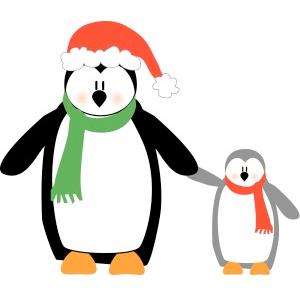 ShareHoliday Christmas Penguins ShareHoliday ...