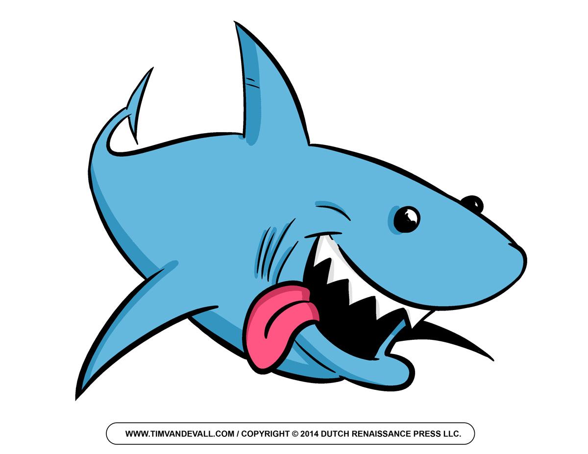 Shark Clip Art-Shark Clip Art-12