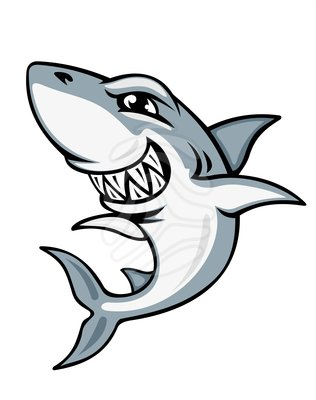 Shark Clipart Cartoon Clipart Panda Free Clipart Images
