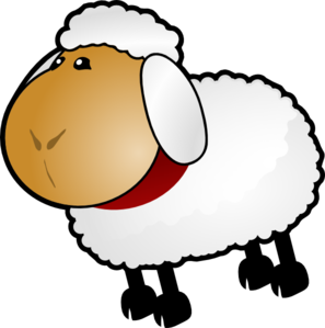 Sheep Clip Art-Sheep Clip Art-13